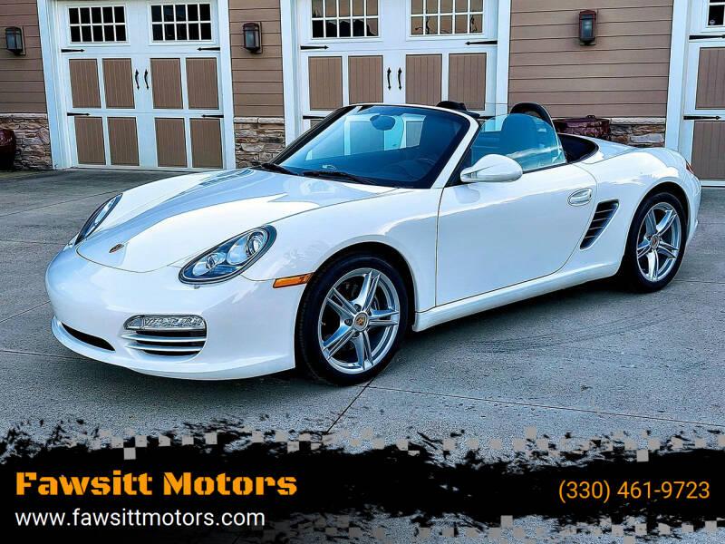 2011 Porsche Boxster for sale in Medina, OH