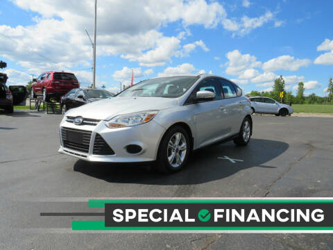 2013 Ford Focus for sale at A to Z Auto Financing in Waterford MI