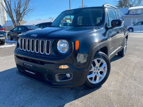 2017 Jeep Renegade for sale at Total Eclipse Auto Sales & Service in Red Bud IL