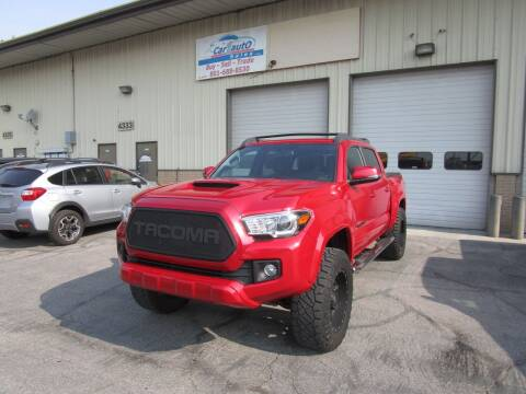 2016 Toyota Tacoma for sale at Car 1 Auto Sales in Murray UT