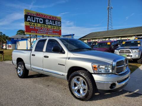 2008 Dodge Ram Pickup 1500 for sale at Mox Motors in Port Charlotte FL