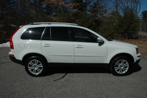 2011 Volvo XC90 for sale at Bruce H Richardson Auto Sales in Windham NH