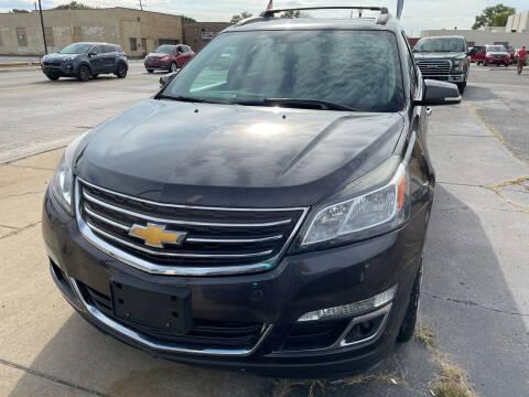 2013 Chevrolet Traverse for sale at National Auto Sales Inc. - Hazel Park Lot in Hazel Park MI