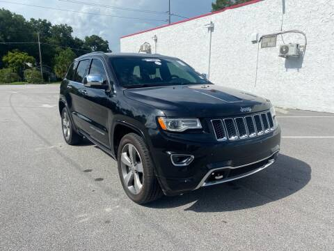 2016 Jeep Grand Cherokee for sale at Consumer Auto Credit in Tampa FL