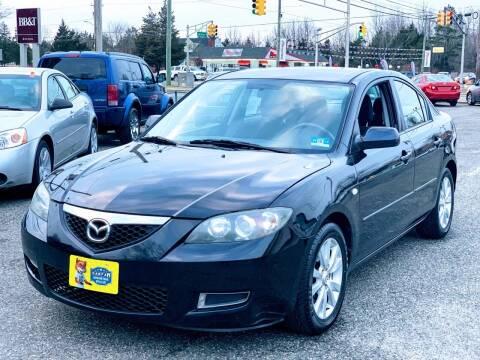 2008 Mazda MAZDA3 for sale at New Wave Auto of Vineland in Vineland NJ