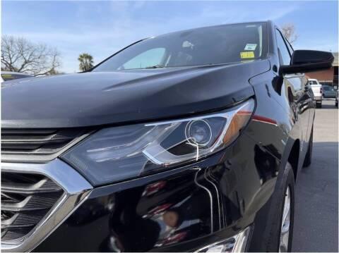 2019 Chevrolet Equinox for sale at Carros Usados Fresno in Fresno CA