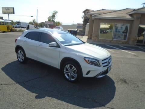 2015 Mercedes-Benz GLA for sale at Team D Auto Sales in St George UT