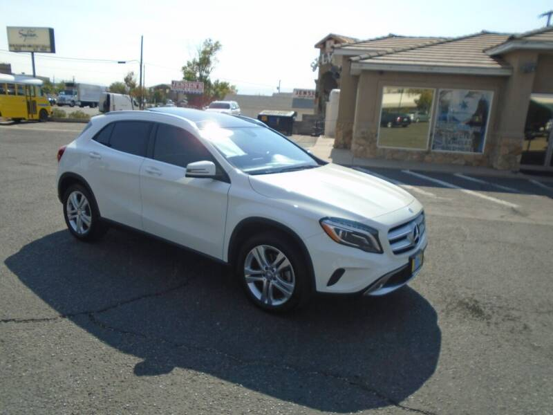 2015 Mercedes-Benz GLA for sale at Team D Auto Sales in Saint George UT