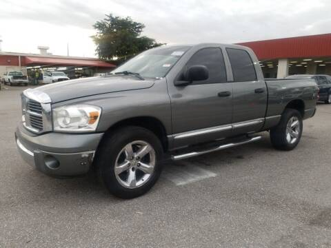 2008 Dodge Ram Pickup 1500 for sale at L G AUTO SALES in Boynton Beach FL