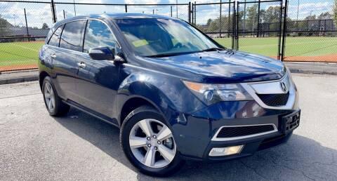 2012 Acura MDX for sale at Maxima Auto Sales in Malden MA