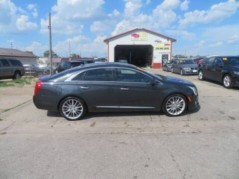 2013 Cadillac XTS for sale at Jefferson St Motors in Waterloo IA