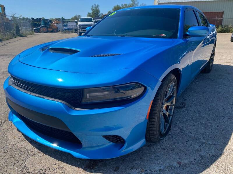 2018 Dodge Charger for sale at SUNSET CURVE AUTO PARTS INC in Weyauwega WI