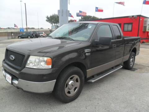 2005 Ford F-150 for sale at Talisman Motor City in Houston TX
