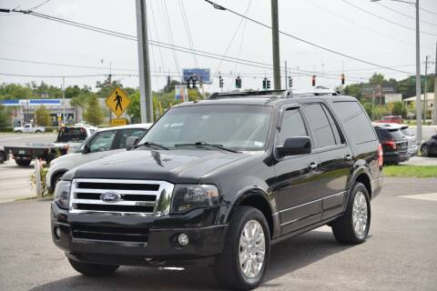 2013 Ford Expedition for sale at Motor Car Concepts II - Apopka Location in Apopka FL