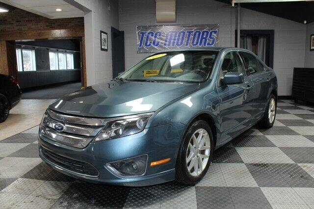 2012 Ford Fusion for sale at TCC Motors in Farmington Hills MI
