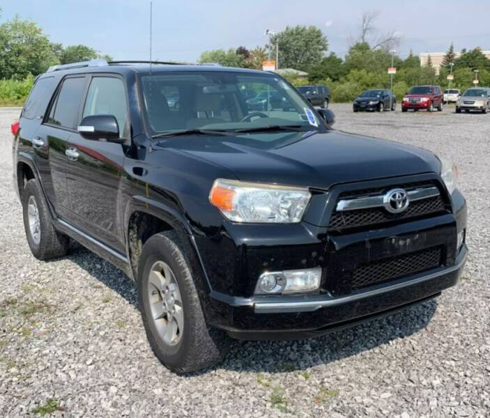 2011 Toyota 4Runner for sale at I-80 Auto Sales in Hazel Crest IL