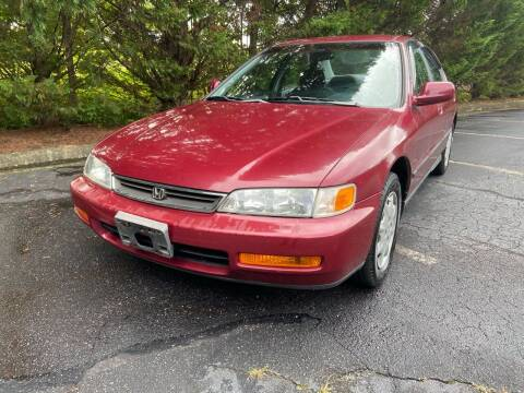 1997 Honda Accord for sale at Lenoir Auto in Lenoir NC