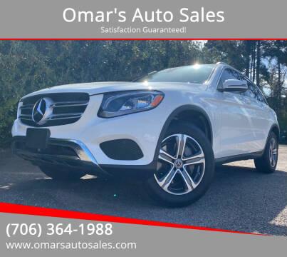 2019 Mercedes-Benz GLC for sale at Omar's Auto Sales in Martinez GA