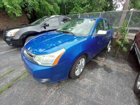 2010 Ford Focus for sale at One Stop Auto Sales in Midlothian IL