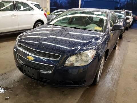 2010 Chevrolet Malibu for sale at Cj king of car loans/JJ's Best Auto Sales in Troy MI