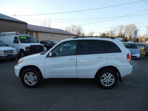 2003 Toyota RAV4 for sale at All Cars and Trucks in Buena NJ