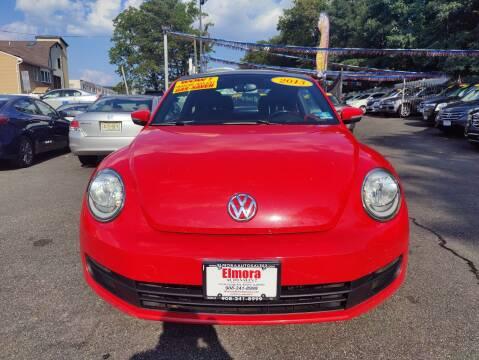 2013 Volkswagen Beetle for sale at Elmora Auto Sales in Elizabeth NJ