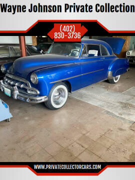 1952 Chevrolet Bel Air for sale at Wayne Johnson Private Collection in Shenandoah IA