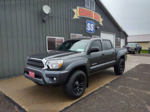 2015 Toyota Tacoma for sale at CARS ON SS in Rice Lake WI