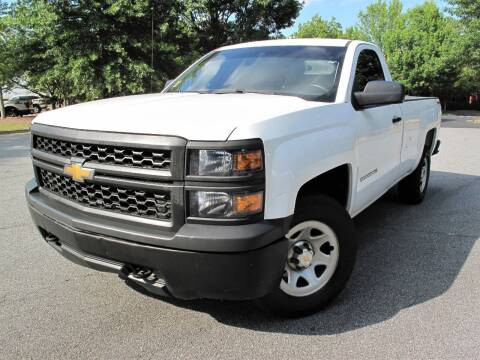 2015 Chevrolet Silverado 1500 for sale at Top Rider Motorsports in Marietta GA