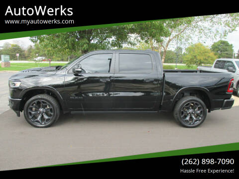 2021 RAM Ram Pickup 1500 for sale at AutoWerks in Sturtevant WI