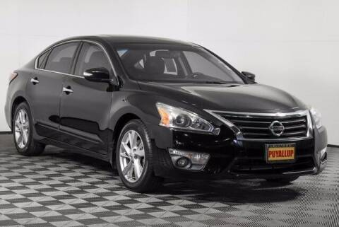 2015 Nissan Altima for sale at Washington Auto Credit in Puyallup WA