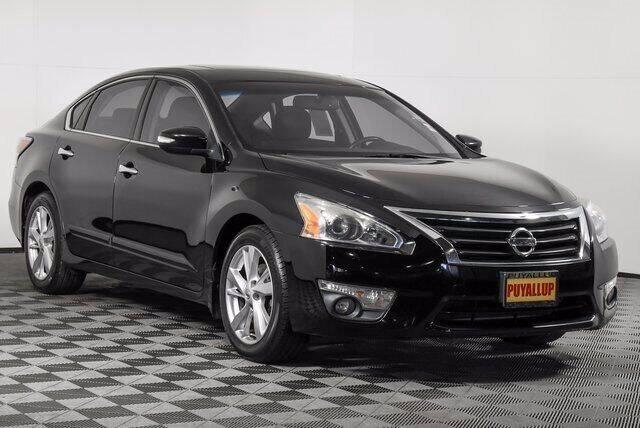 2015 Nissan Altima for sale at Washington Auto Credit in Puyallup WA