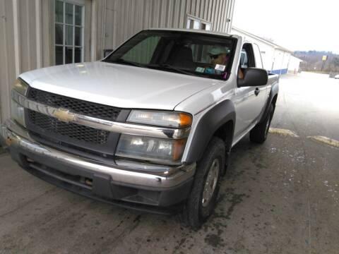 2006 Chevrolet Colorado for sale at Cj king of car loans/JJ's Best Auto Sales in Troy MI