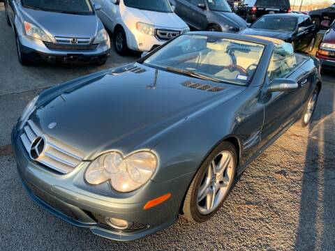 2007 Mercedes-Benz SL-Class for sale at Philip Motors Inc in Snellville GA