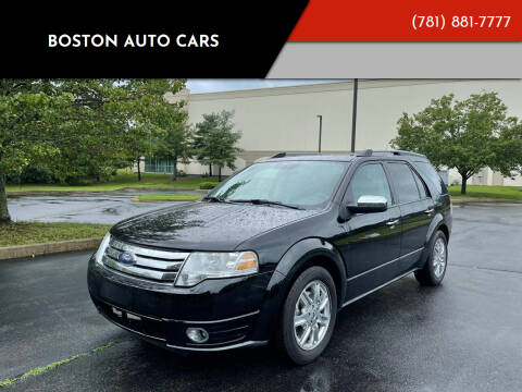 2008 Ford Taurus X for sale at Boston Auto Cars in Dedham MA