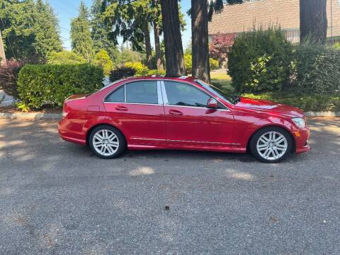 2008 Mercedes-Benz C-Class for sale at Seattle Motorsports in Shoreline WA