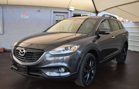 2014 Mazda CX-9 for sale at 1st Class Motors in Phoenix AZ