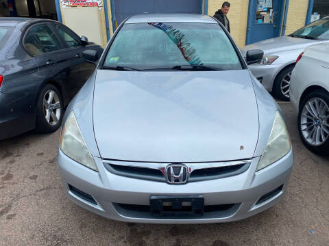 2006 Honda Accord for sale at Polonia Auto Sales and Service in Hyde Park MA