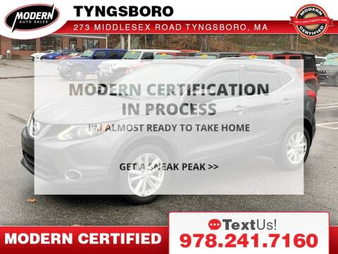 2018 Nissan Rogue Sport for sale at Modern Auto Sales in Tyngsboro MA