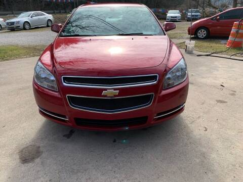 2012 Chevrolet Malibu for sale at Day Family Auto Sales in Wooton KY