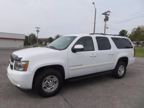 2009 Chevrolet Suburban for sale at DUNCAN SUZUKI in Pulaski VA