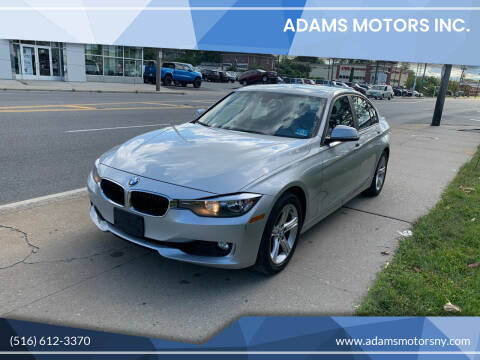 2013 BMW 3 Series for sale at Adams Motors INC. in Inwood NY