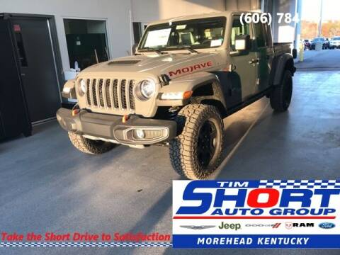 2021 Jeep Gladiator for sale at Tim Short Chrysler in Morehead KY
