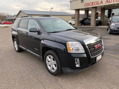 2014 GMC Terrain for sale at Osceola Auto Sales and Service in Osceola WI