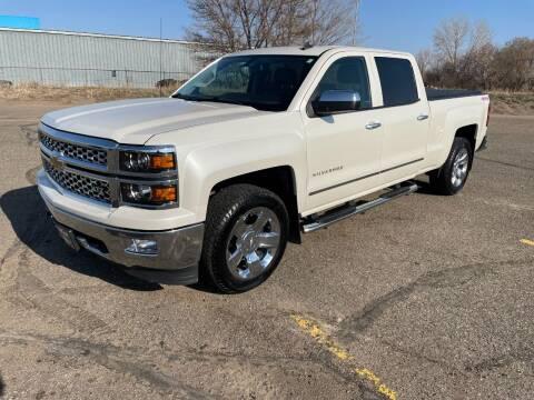 2014 Chevrolet Silverado 1500 for sale at BISMAN AUTOWORX INC in Bismarck ND