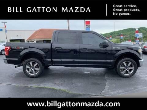 2016 Ford F-150 for sale at Bill Gatton Used Cars - BILL GATTON ACURA MAZDA in Johnson City TN