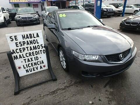 2006 Acura TSX for sale at Cedano Auto Mall Inc in Bronx NY