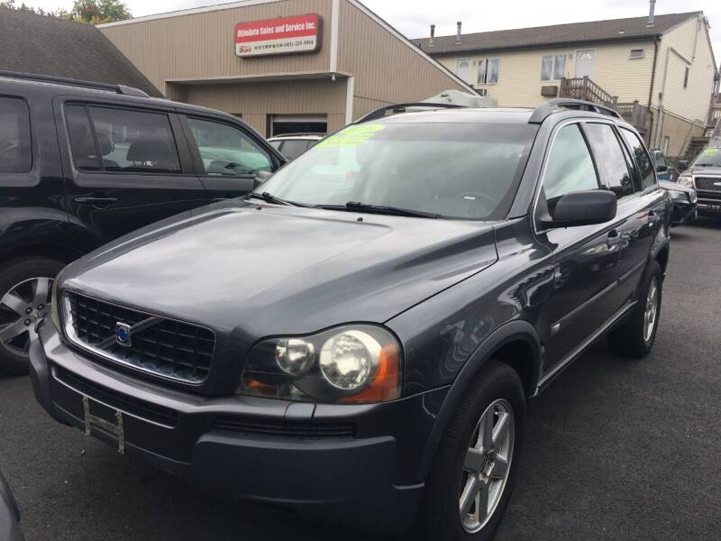 2006 Volvo XC90 for sale at Dijie Auto Sale and Service Co. in Johnston RI