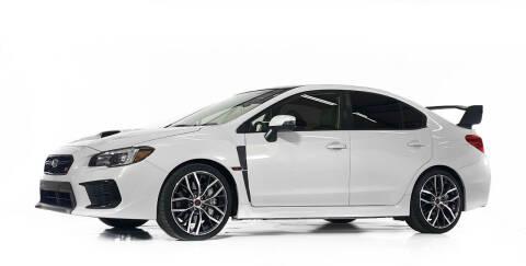 2020 Subaru WRX for sale at Houston Auto Credit in Houston TX