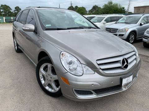 2006 Mercedes-Benz R-Class for sale at KAYALAR MOTORS Mechanic in Houston TX